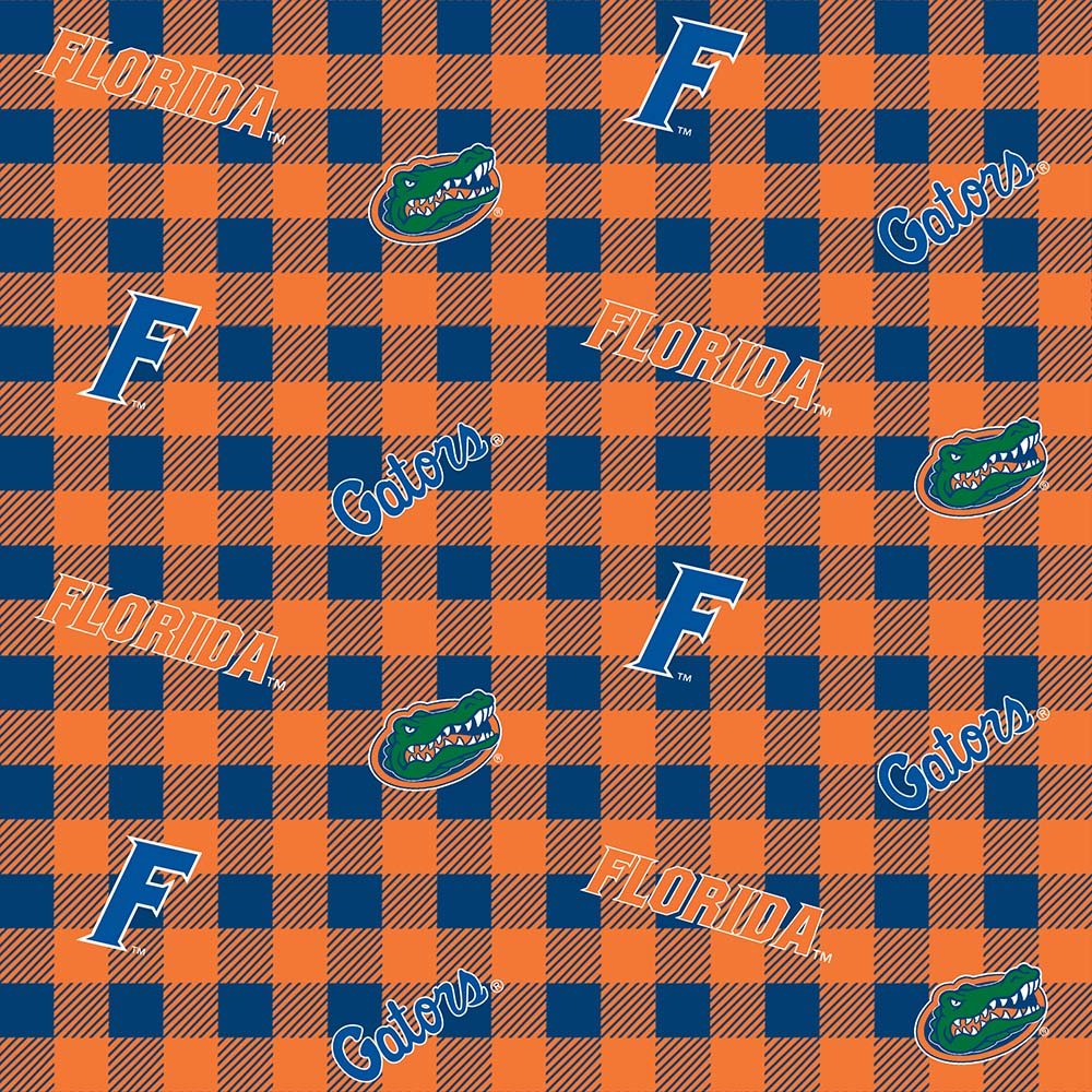 UNIV. OF FLORIDA-1192 Flannel