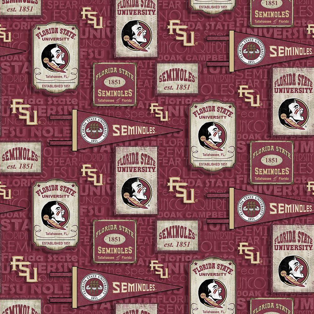 FLORIDA STATE UNIVERSITY-1267 Cotton