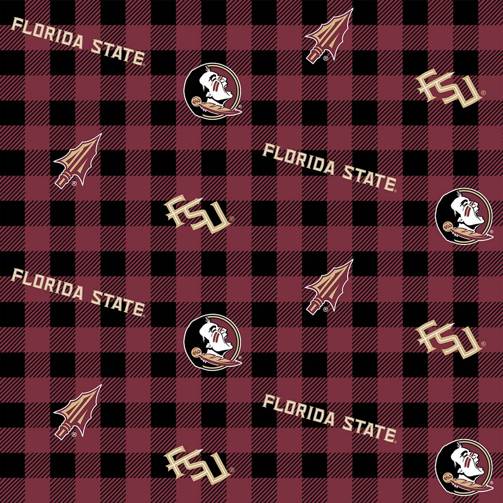 FLORIDA STATE UNIVERSITY-1192 Flannel