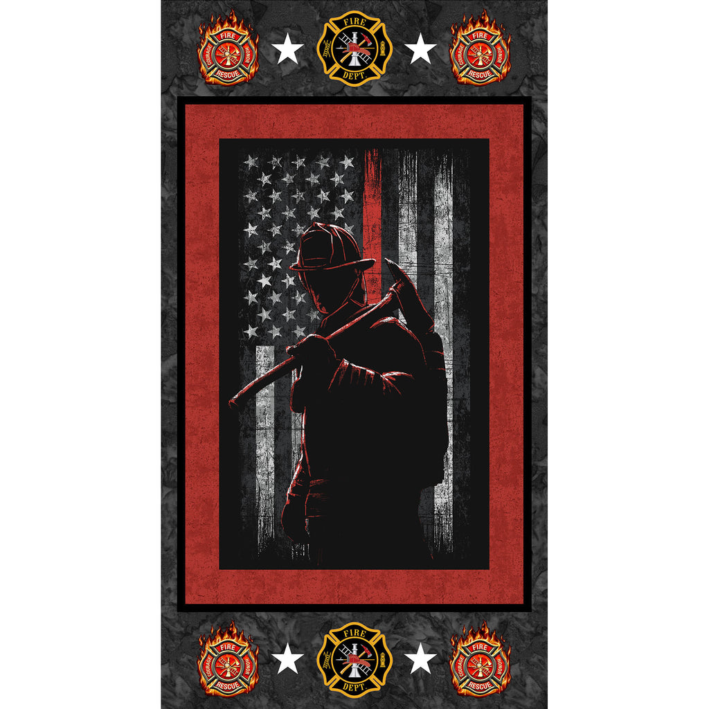 FIREFIGHTER COTTON PANEL-1195FF