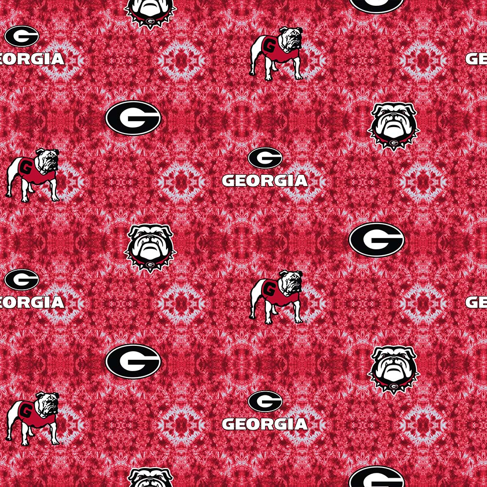 UNIV. OF GEORGIA-1191 Flannel