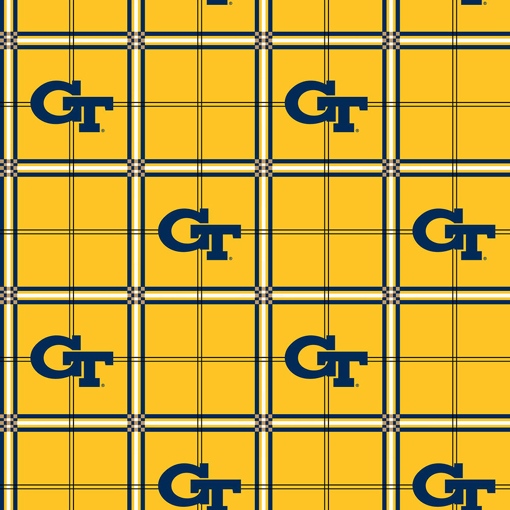 GEORGIA TECH-023 Flannel