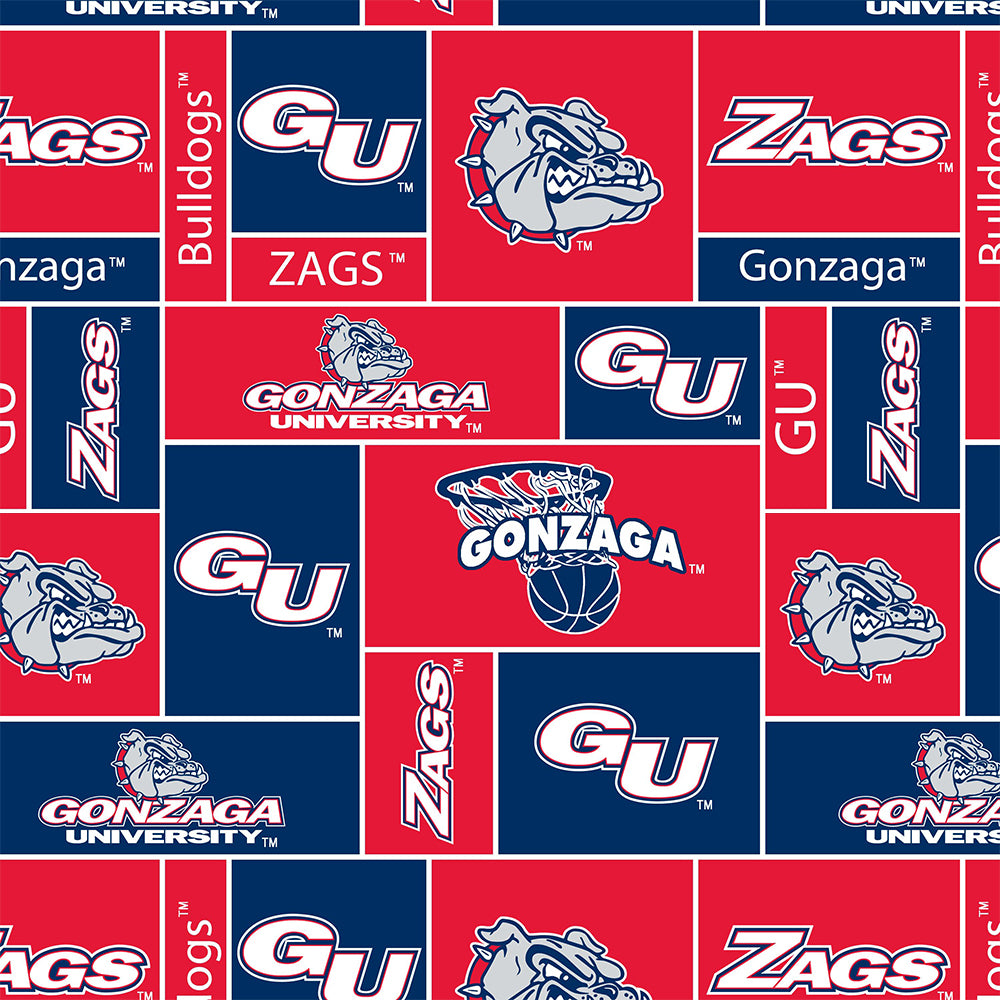 GONZAGA UNIVERSITY-012 Fleece