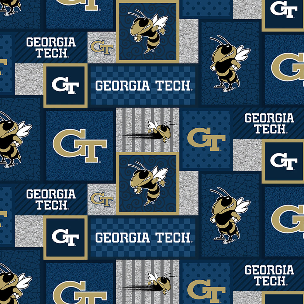GEORGIA TECH-1177 Fleece