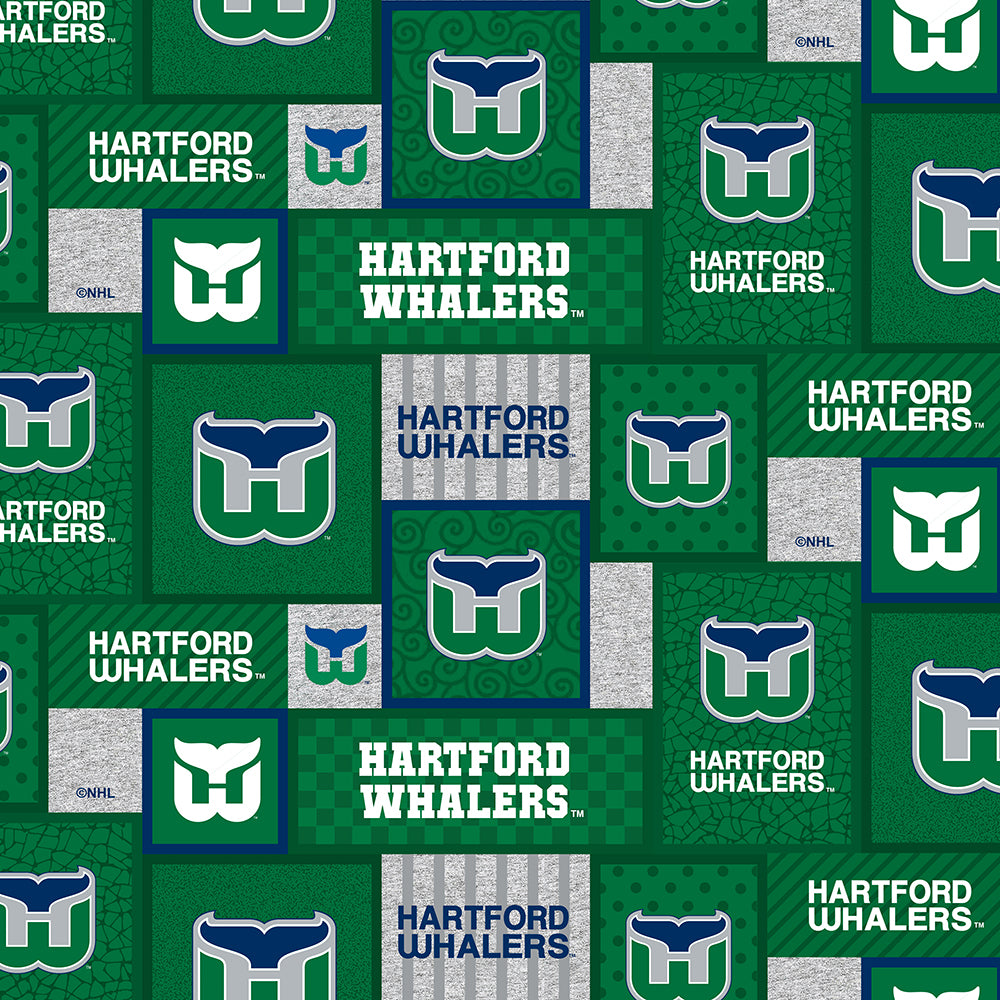 HARTFORD WHALERS-1177 Fleece