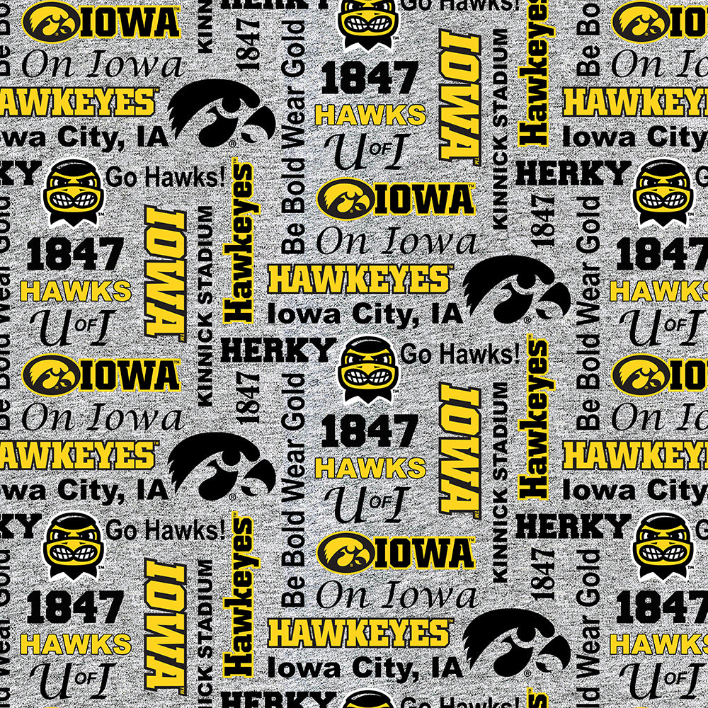 UNIV. OF IOWA-1162 Fleece