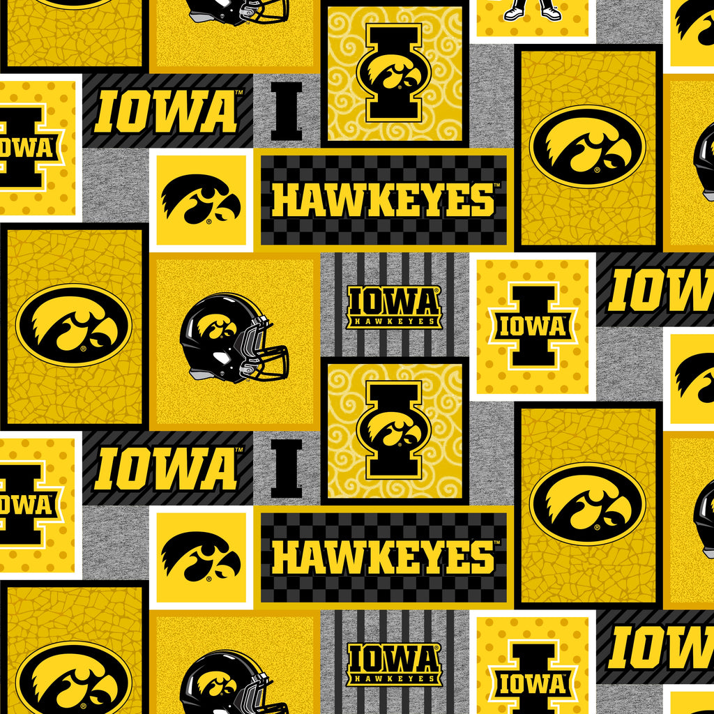 UNIV. OF IOWA-1177 Fleece