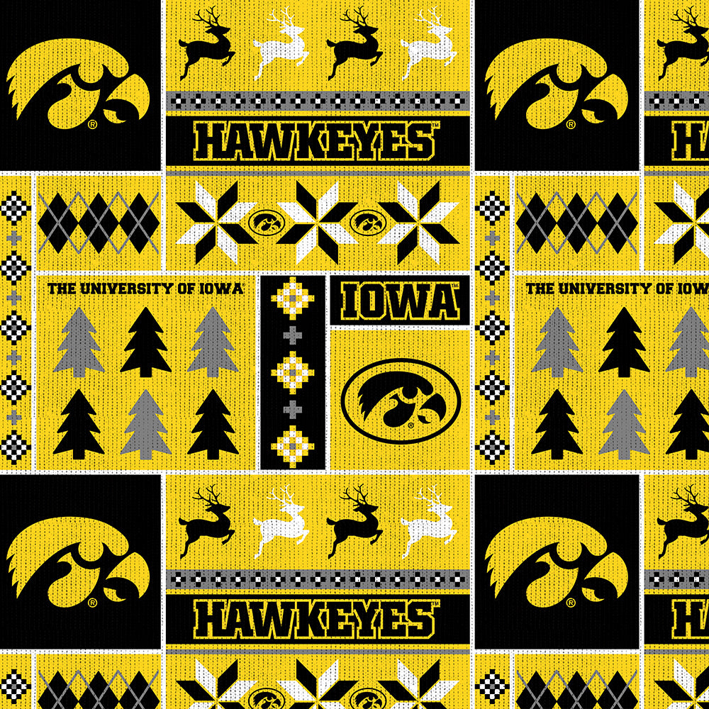 UNIV. OF IOWA-1182 Fleece