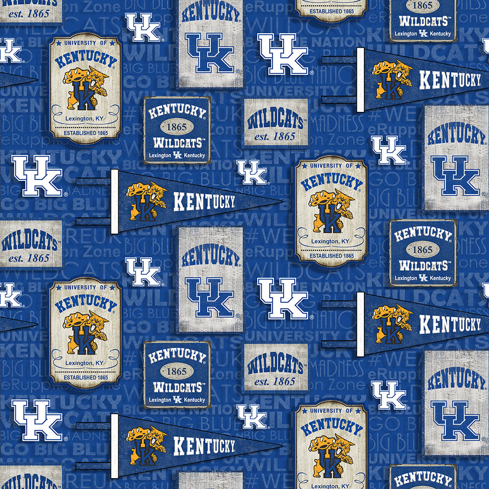 UNIV. OF KENTUCKY-1267 Cotton