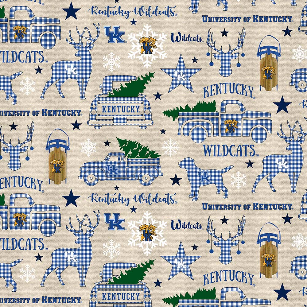 UNIV. OF KENTUCKY-1213 Cotton