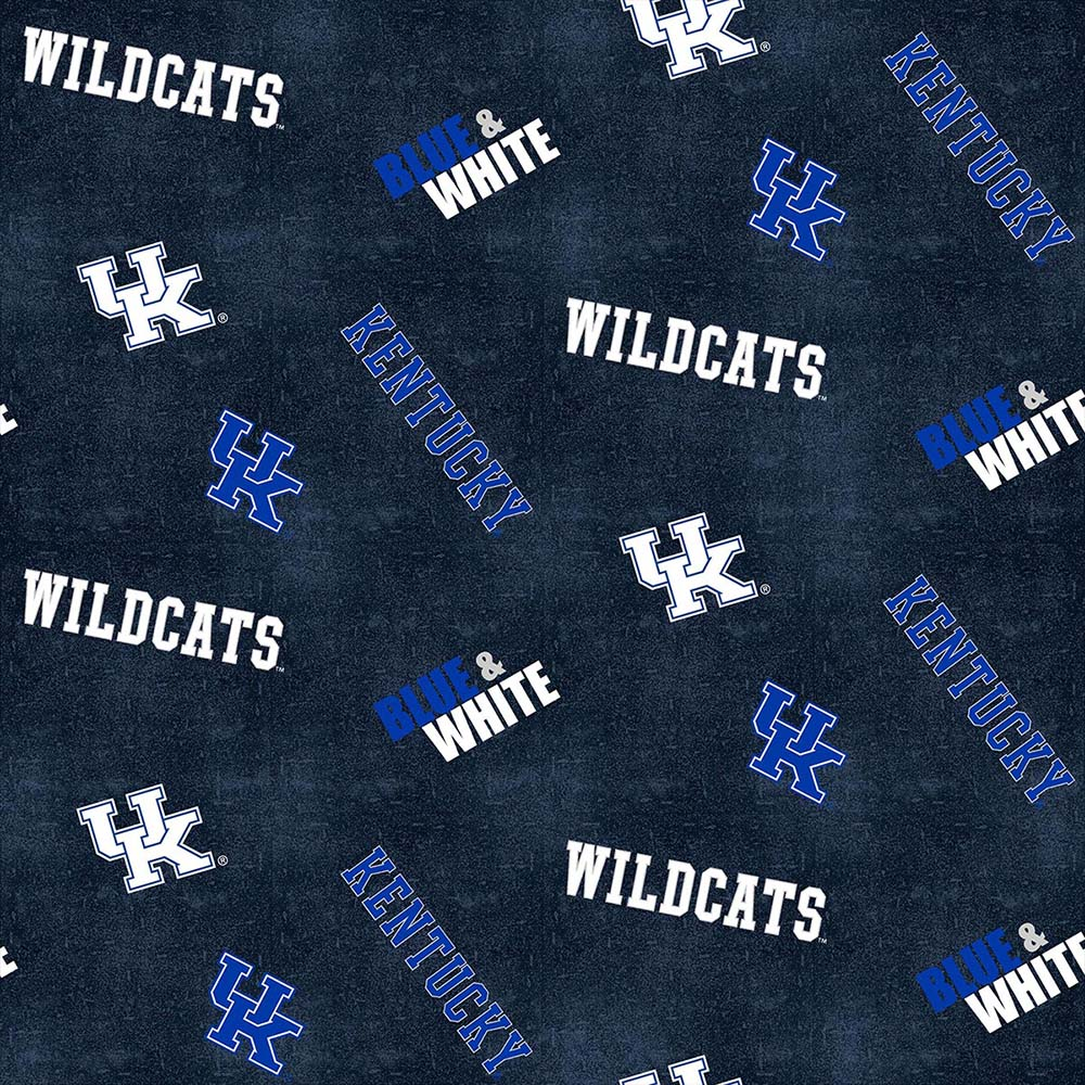 UNIV. OF KENTUCKY-1152 Flannel