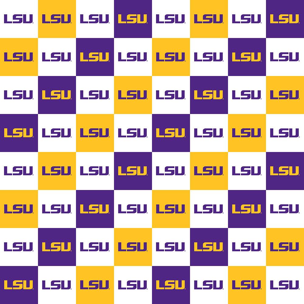 LOUISIANA STATE UNIVERSITY-1158 Cotton