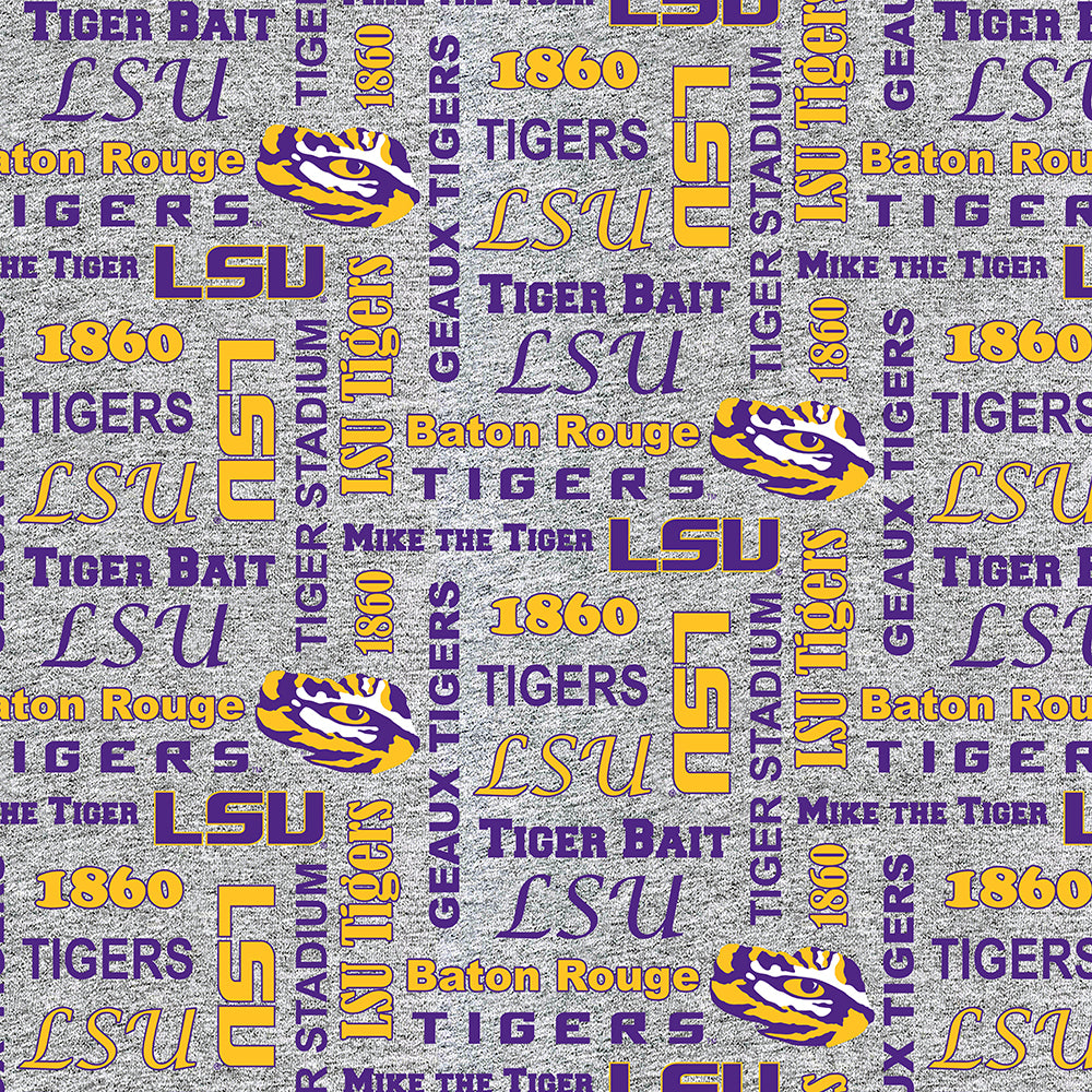 LOUISIANA STATE UNIVERSITY-1162 Fleece