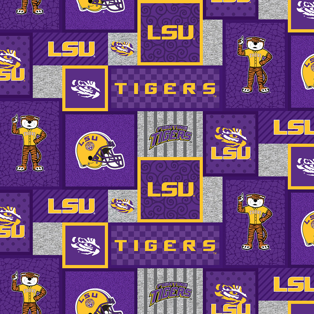 LOUISIANA STATE UNIVERSITY-1177 Fleece