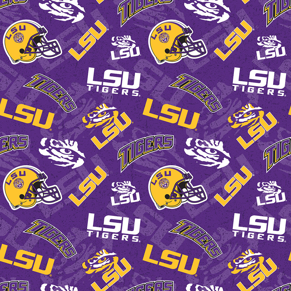 LOUISIANA STATE UNIVERSITY-1178 Cotton