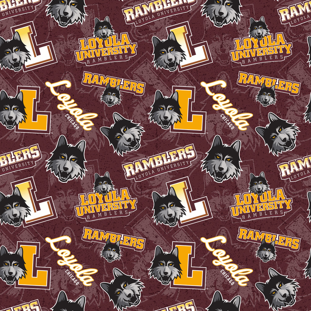 LOYOLA UNIVERSITY CHICAGO-1178 Cotton