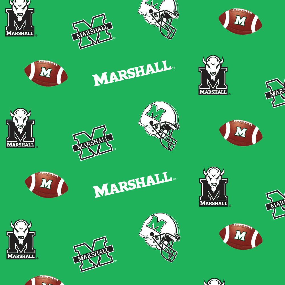 MARSHALL UNIVERSITY-045 Cotton