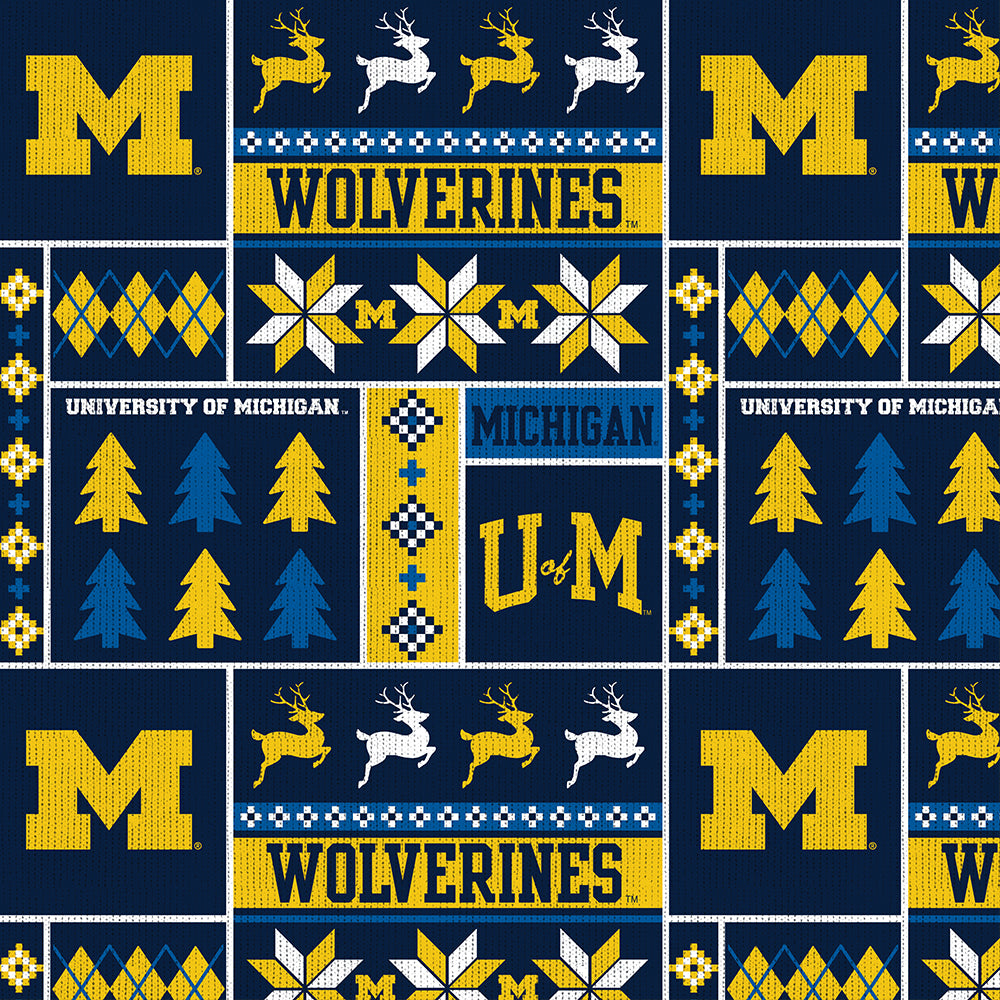 UNIV. OF MICHIGAN-1182 Fleece