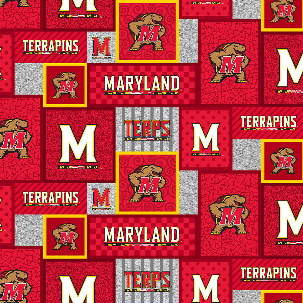 MARYLAND UNIVERSITY-1177 Fleece