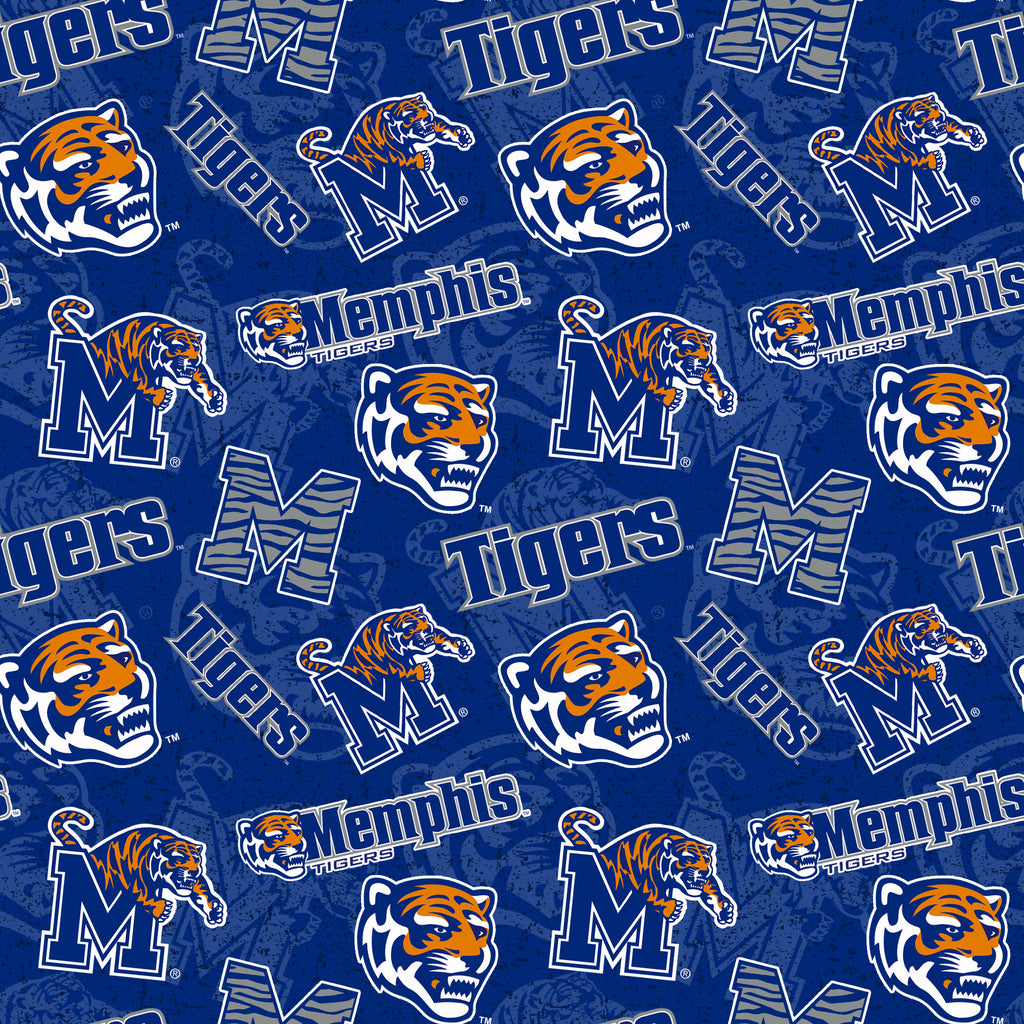 MEMPHIS UNIVERSITY-1178 Cotton