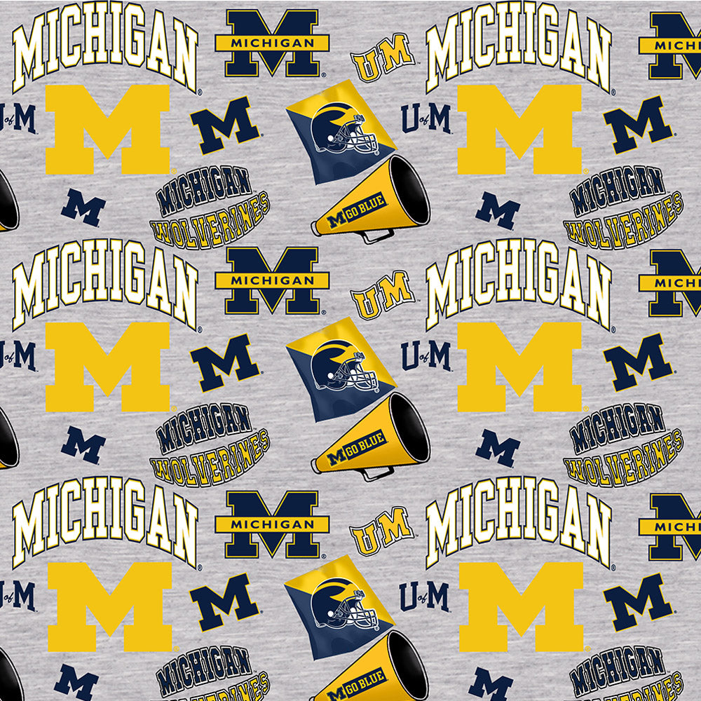UNIV. OF MICHIGAN-1164 Cotton