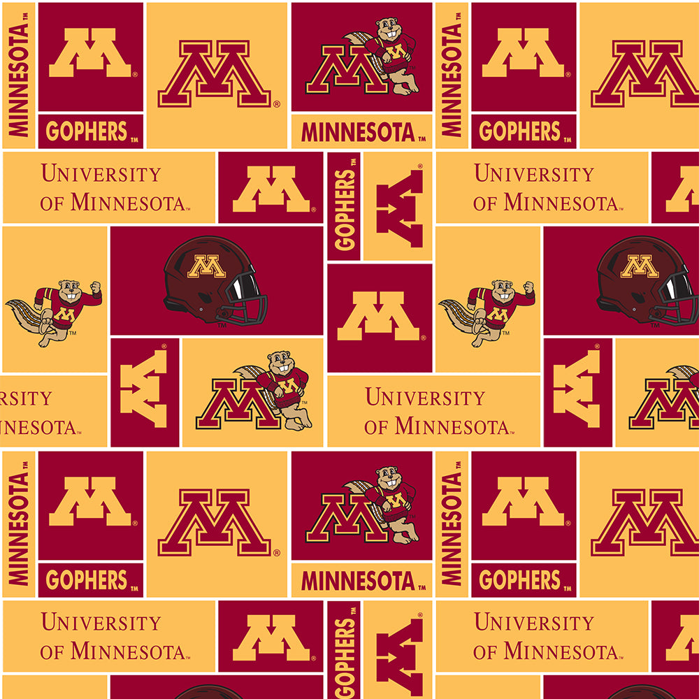 UNIV. OF MINNESOTA-012 Fleece