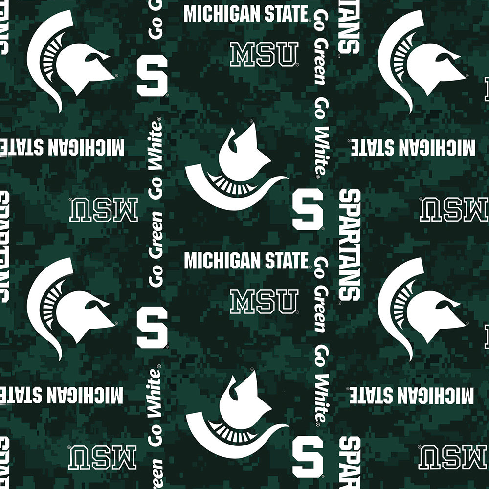 MICHIGAN STATE UNIVERSITY-1122 Fleece