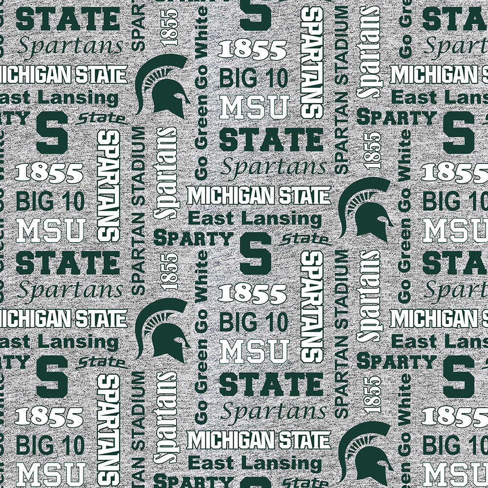 MICHIGAN STATE UNIVERSITY-1162 Fleece