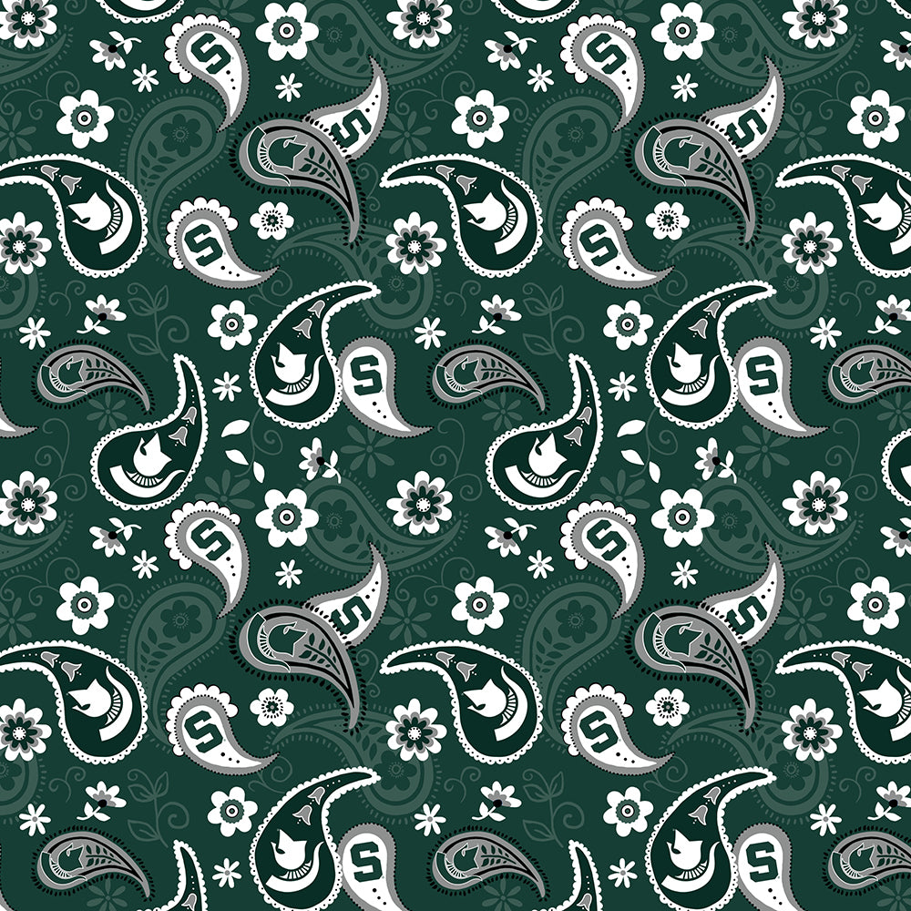 MICHIGAN STATE UNIVERSITY-1200 Cotton