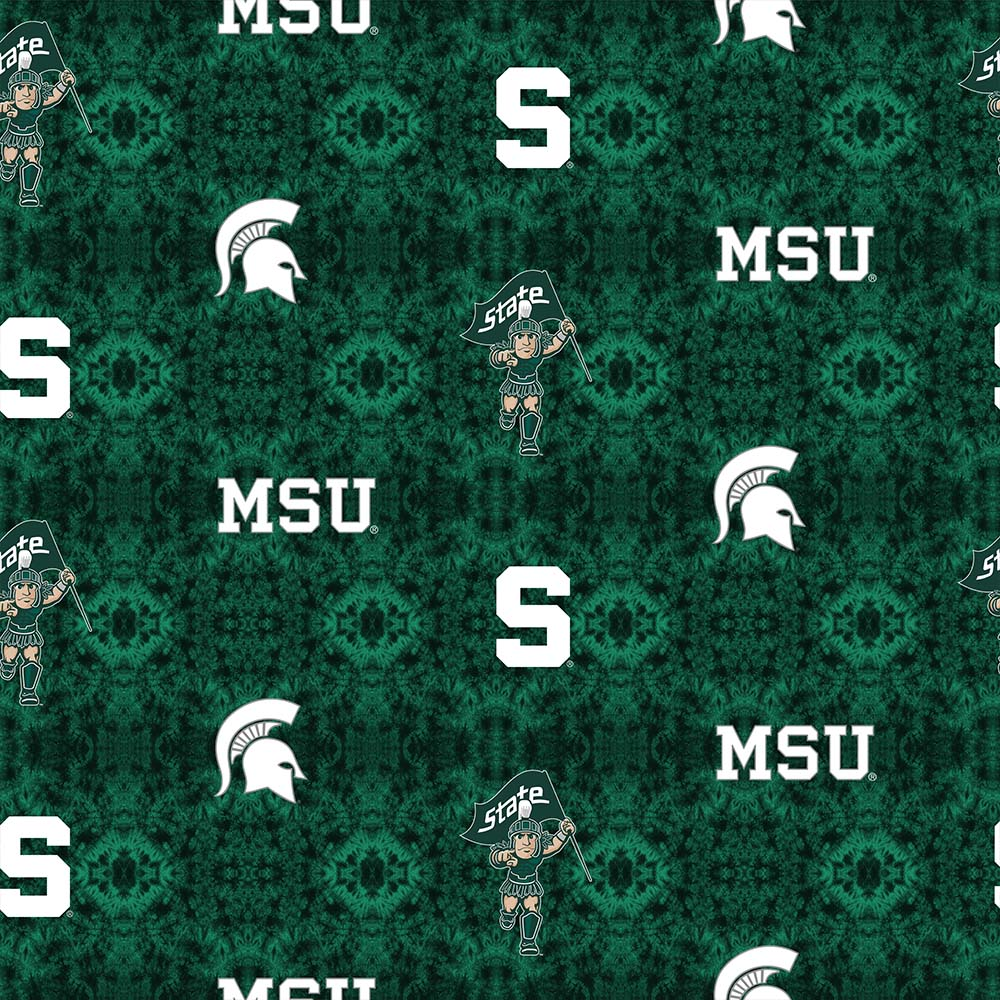 MICHIGAN STATE UNIVERSITY-1191 Flannel