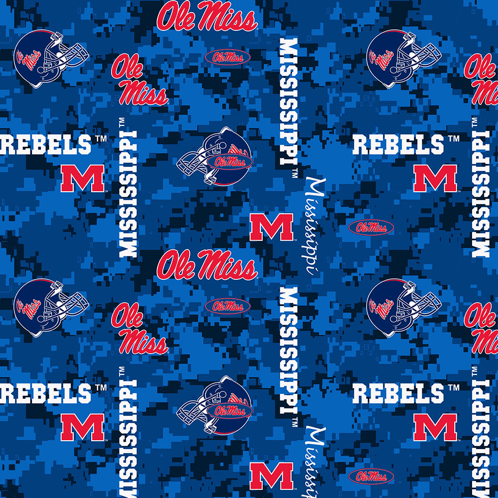 UNIV. OF MISSISSIPPI-1122 Fleece