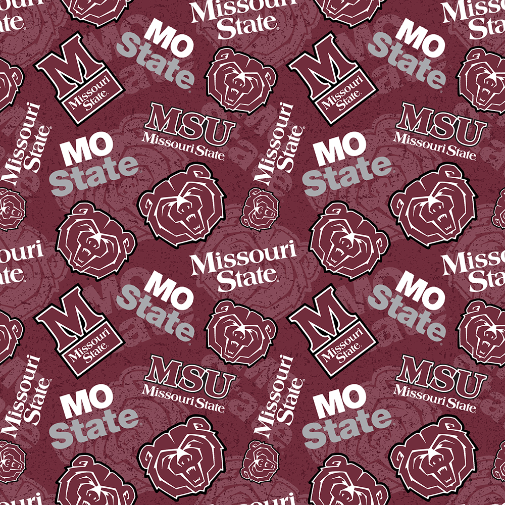 MISSOURI STATE UNIVERSITY-1178 Cotton
