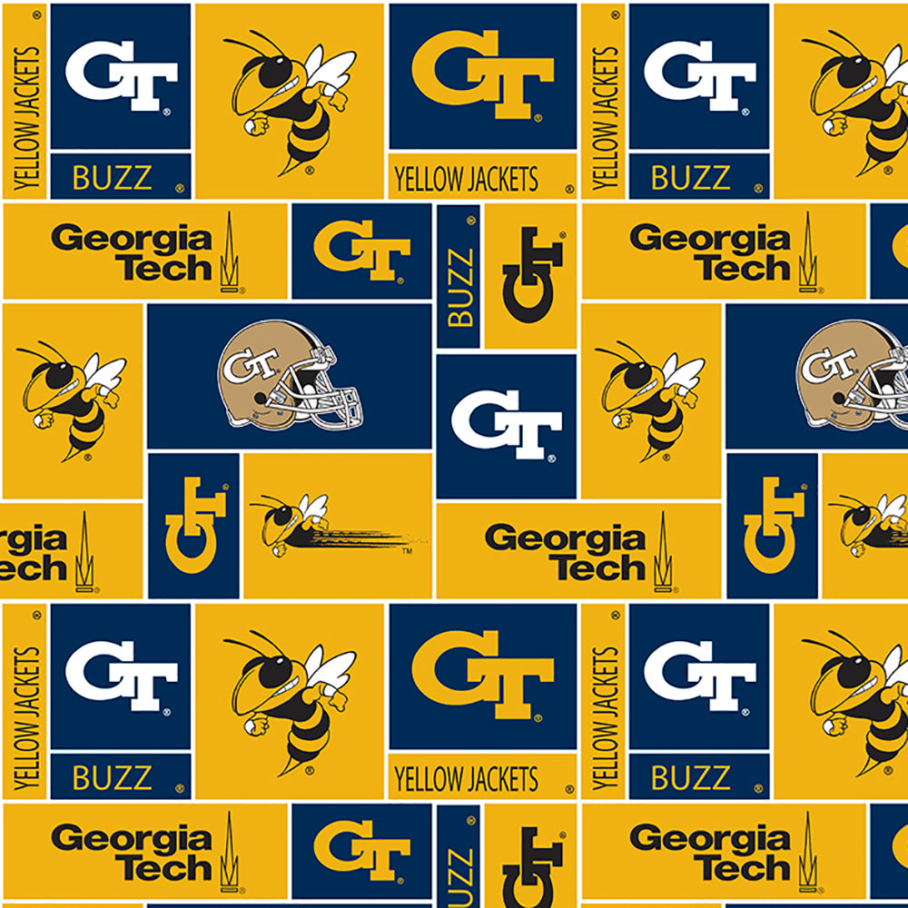GEORGIA TECH-012 Fleece