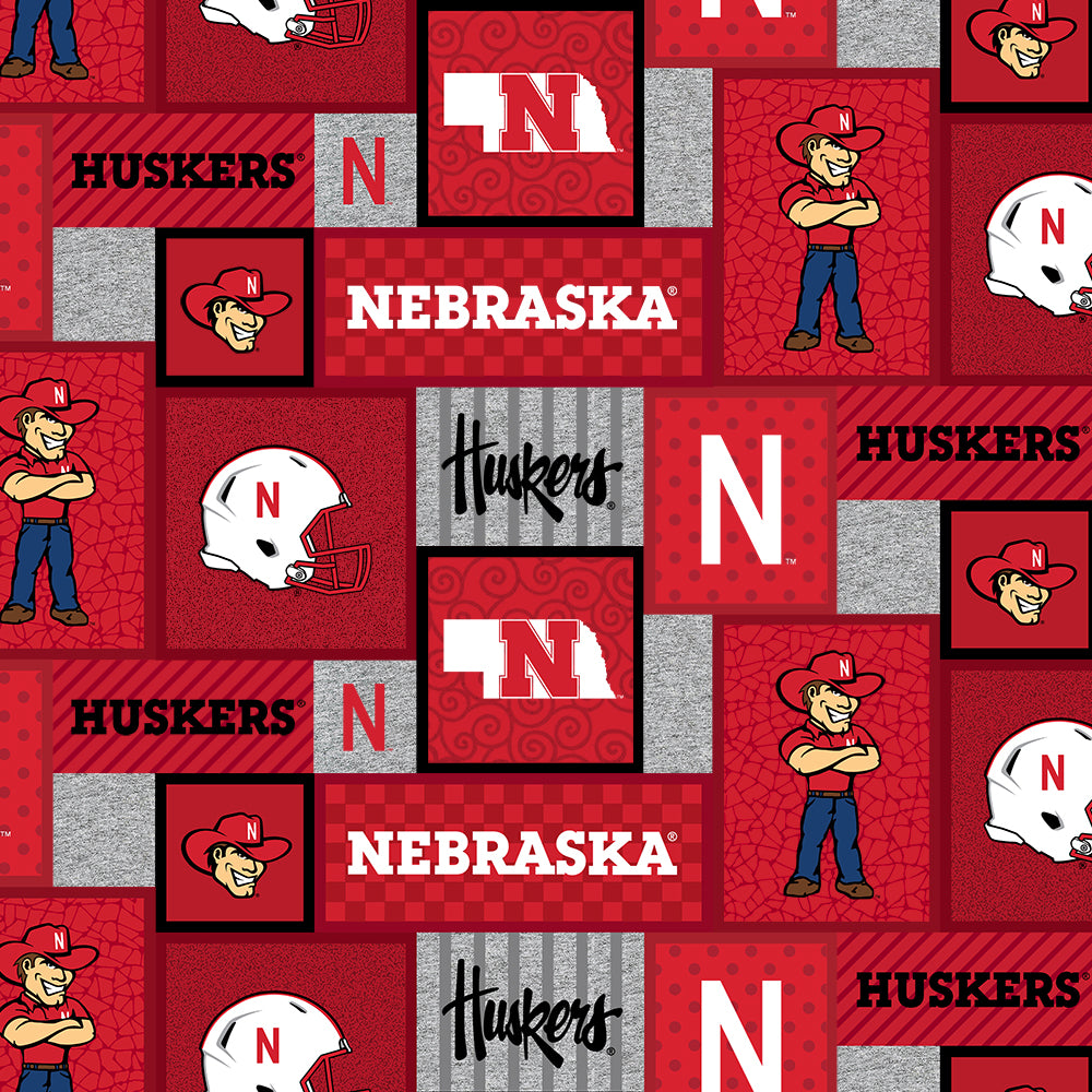 UNIV. OF NEBRASKA-1177 Fleece