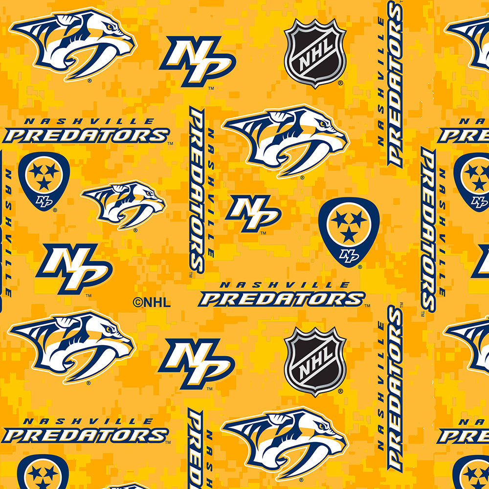 NASHVILLE PREDATORS-1122 Fleece