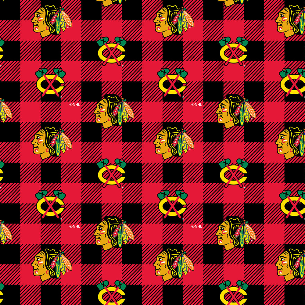 CHICAGO BLACKHAWKS-1190 Fleece