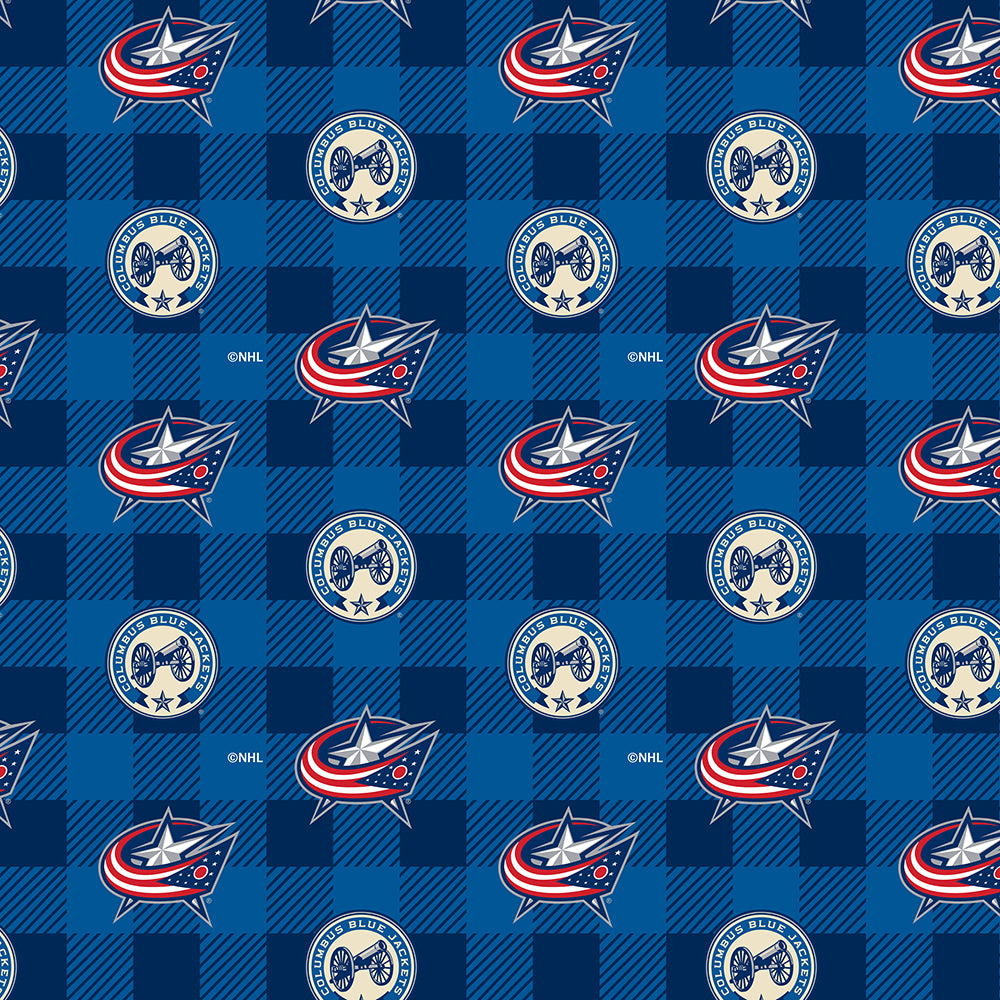 COLUMBUS BLUE JACKETS-1190 Fleece