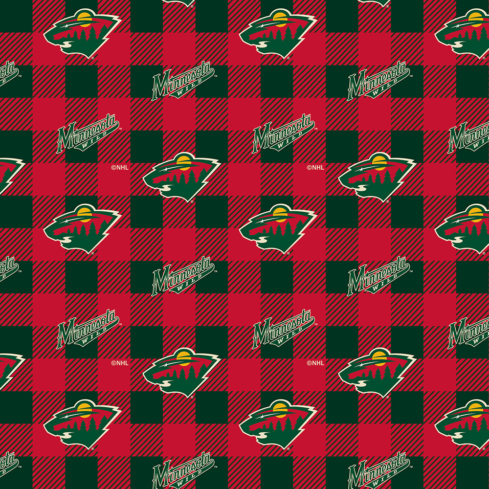 MINNESOTA WILD-1190 Fleece