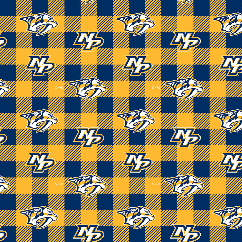 NASHVILLE PREDATORS-1190 Fleece