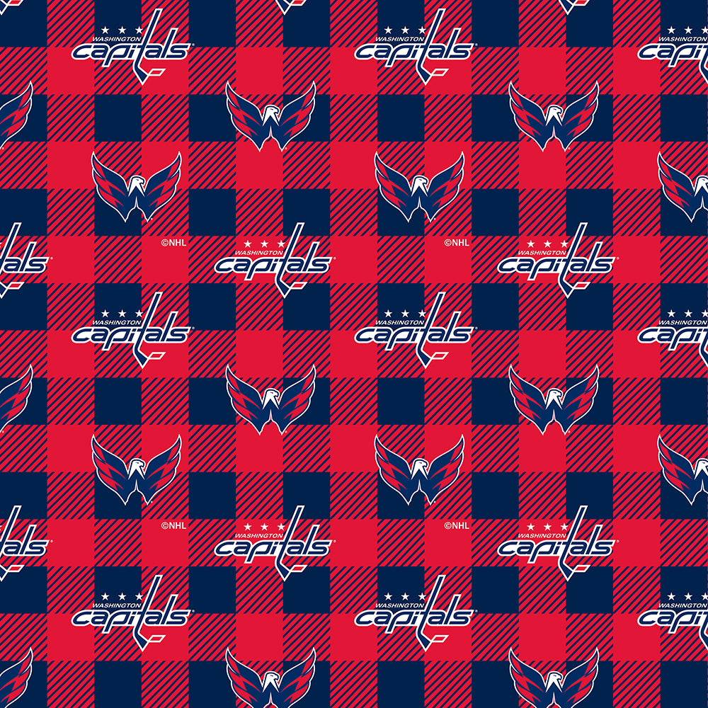WASHINGTON CAPITALS-1190 Fleece