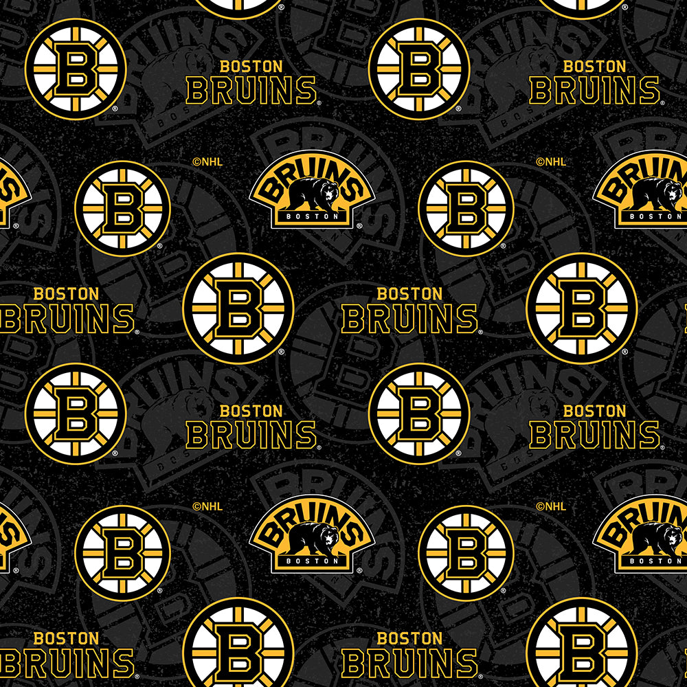 BOSTON BRUINS-1199 Cotton