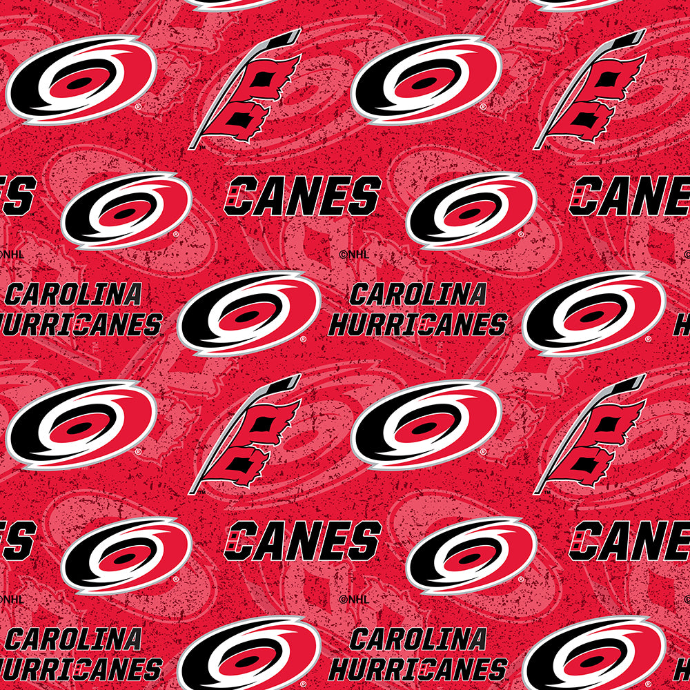 CAROLINA HURRICANES-1199 Cotton