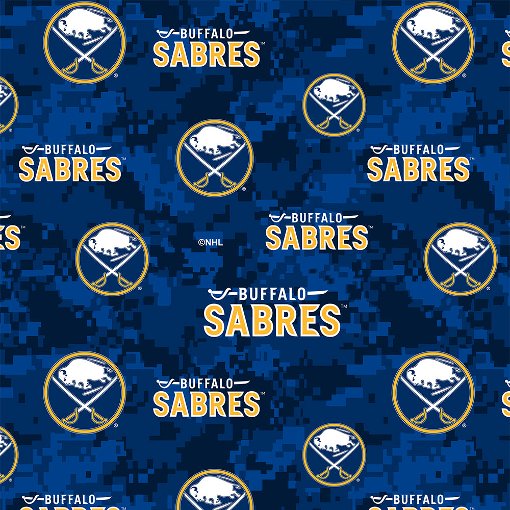 BUFFALO SABRES-1202 Fleece