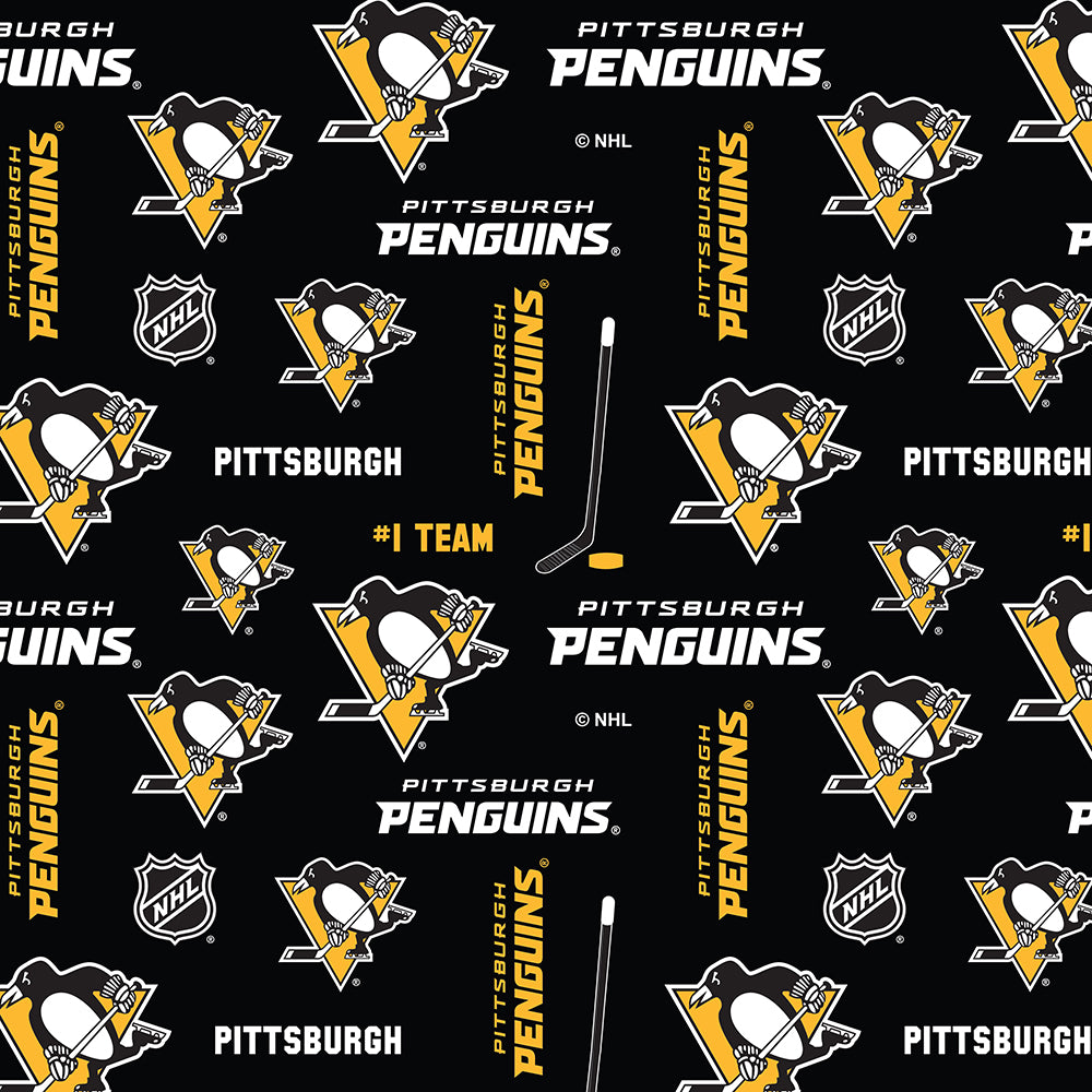 PITTSBURGH PENGUINS-169 Cotton