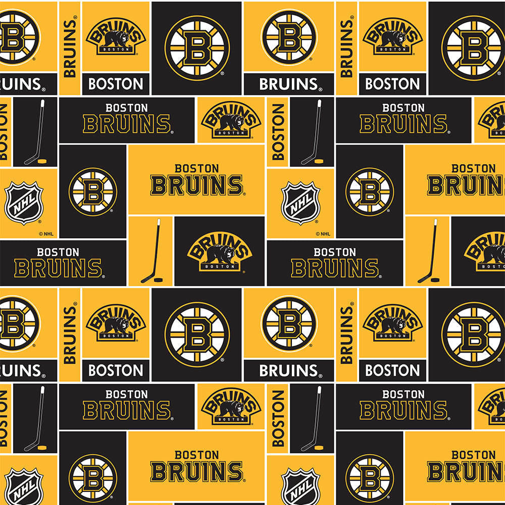 BOSTON BRUINS-840 Cotton