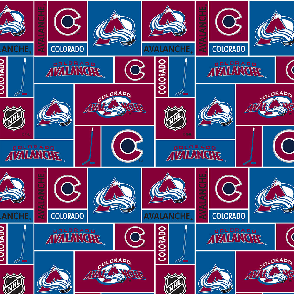 COLORADO AVALANCHE-840 Cotton