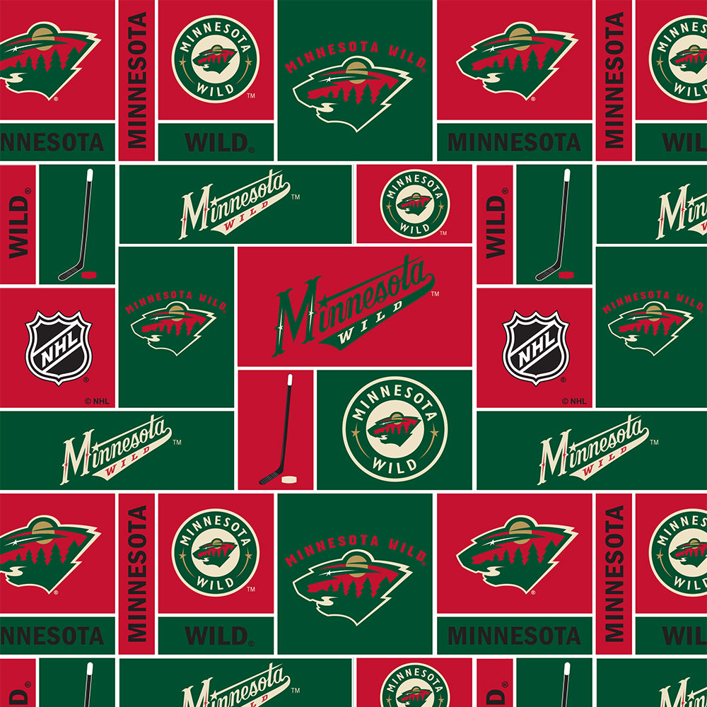 MINNESOTA WILD-840 Cotton