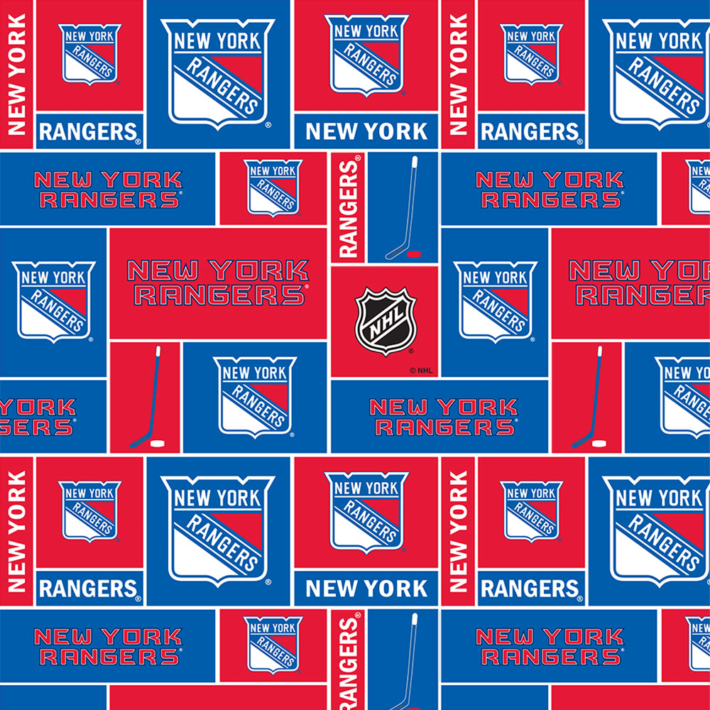 NEW YORK RANGERS-840 Cotton