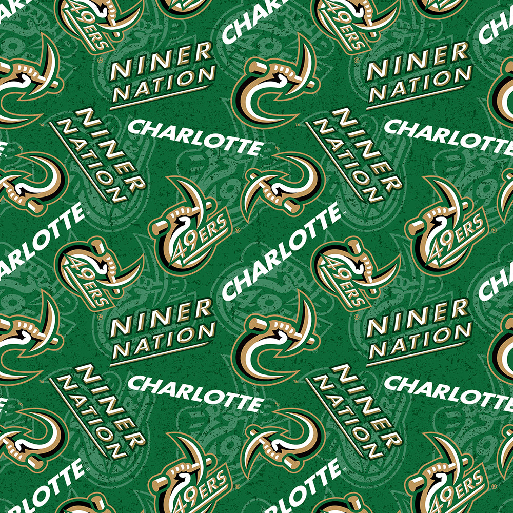 THE UNIV. OF NORTH CAROLINA CHARLOTTE-1178 Cotton