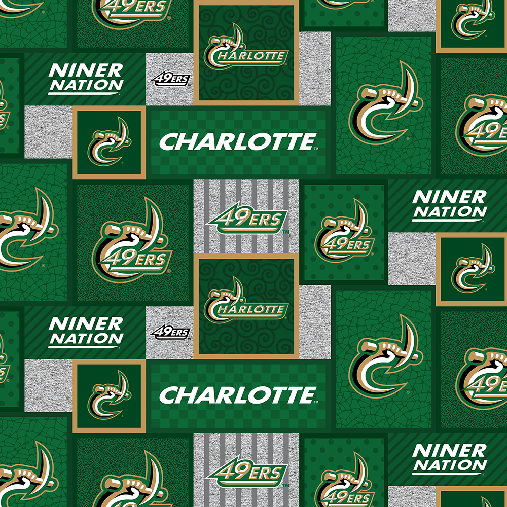 THE UNIV. OF NORTH CAROLINA CHARLOTTE-1177 Fleece
